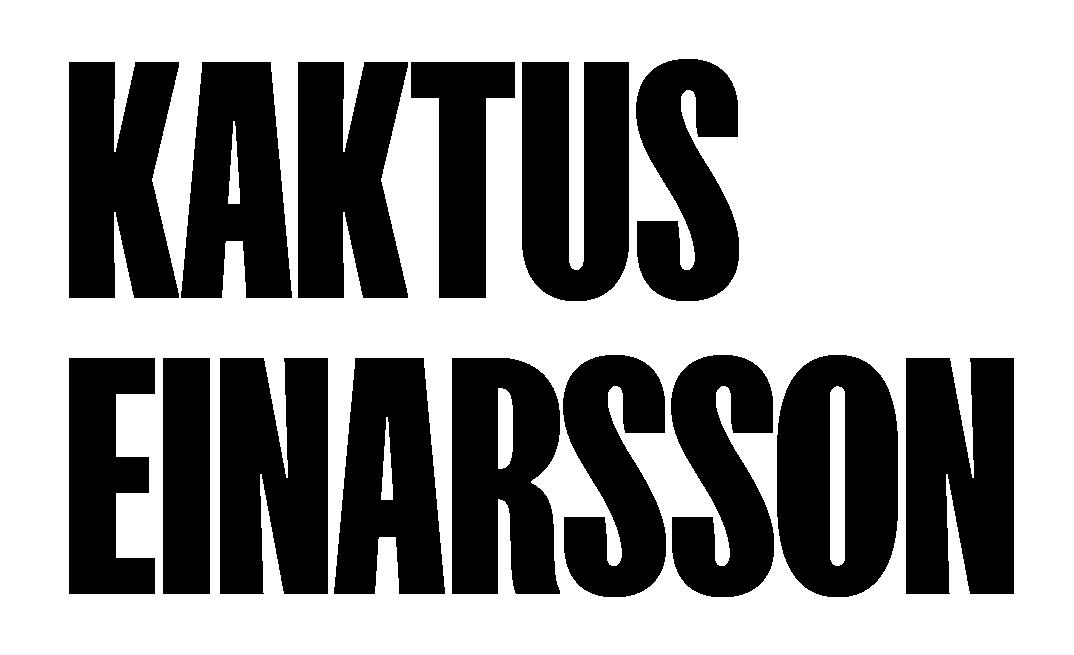 kaktus einarsson
